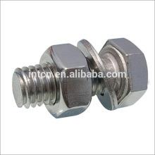 factory supplies high tension cnc mechanical nut bolt