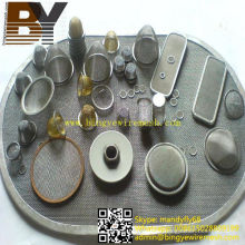 Disco de filtro de café / té / aceite de acero inoxidable