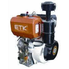 Extra Oil Bath with Diesel Engine
