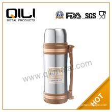 Fashion stainless steel wholesale large coffee thermos