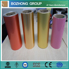 7022 Color Coated Aluminum Coil for Roofing Sheet