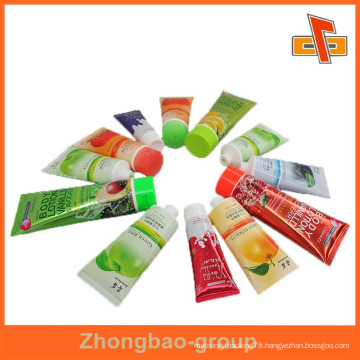 Guangzhou manufacturer wholesale printing and packaging material custom self adhesive sticky multilayer label printing