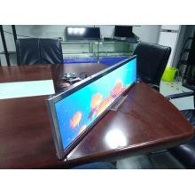 Display LCD alongado de 55 polegadas