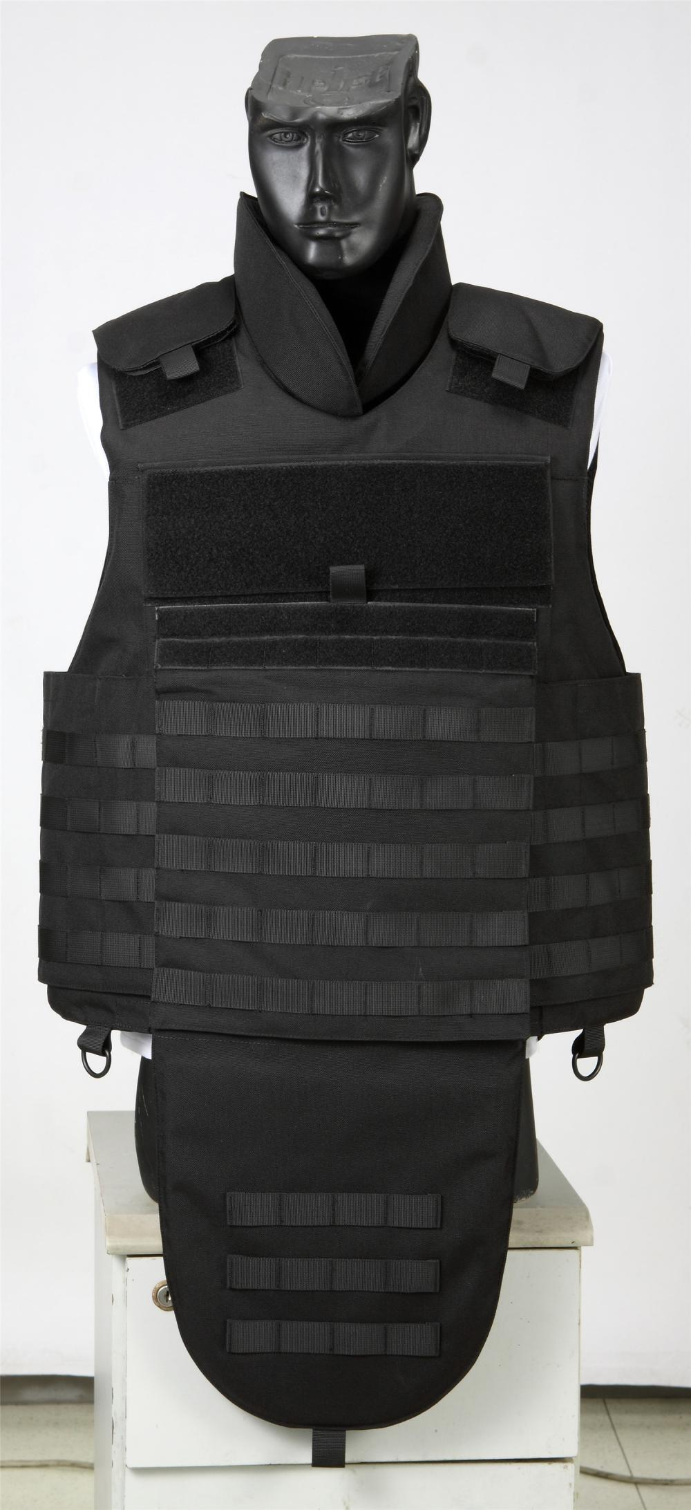 Secure Molle Body Armor