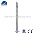 High quality of the ground screw