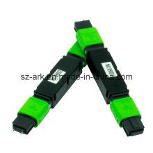 Atténuateur optique de fibre de MPO / APC 8.1 * 80 * 11.3 (millimètre)