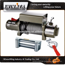 High Performance Anchor Type 12VOLT Hydraulic Winch with remote