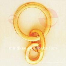 Accesorios de bolsa de anillo circular oval (Q3-38A)