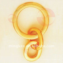 Anel de círculo + acessórios de saco de anel oval (q3-38a)