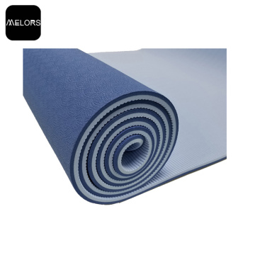 Kit de yoga TPE Yoga Mats Fitness