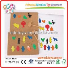 Inicio Nuevos Puzzle de madera Game Box juguetes educativos