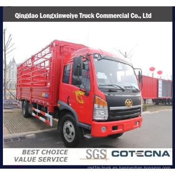 Carro ligero de FAW 5-10 toneladas de carga
