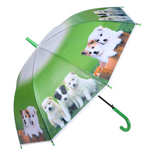 Nettes kreatives Tierdruck-Kind / Kinder / Kind-Regenschirm (SK-10)