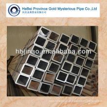 DIN EN 10216-1 tubo de aço sem costura e tubo quadrado