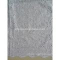 High Quality New Fashion Style Stock African Organza Lace Fabric