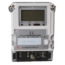 Einphasige Stromversorgung Smart Electric Meter (DDZY150-Z)