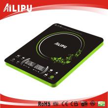2015 Alipu 1 certificat de brûleur CB 2000 watts portatif économiser cuiseur électrique induction de contrôle de glissière d'énergie (SM-DC221)
