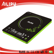 2015 Alipu 1 Burner CB Certificate 2000 Watt Portable Save Energy Slide Control Electric Induction Cooker (SM-DC221)