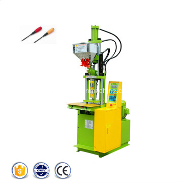 Machine de moulage par injection de tournevis en plastique standard