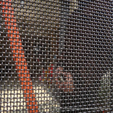 Из Нержавеющей Стали Сигнализация Окно Экрана Сетка Дверь Экрана