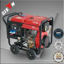BISON China Taizhou BS3500DCE Hochwertiger preiswerter 230v / 50hz Generator