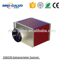 Widely Used JS8230-3D laser scanner 3d Dynamic Foucs Galvo Head With CE Certification