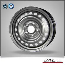 5 Lug 5.5x15 Auto Wheels Rims in Silver Color
