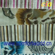 Imitated Cut Pile Sofa Fabric (SHSF04411)