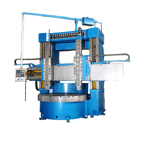 Taiwan Spindle Quality CNC Vertical Lathe Machine Product