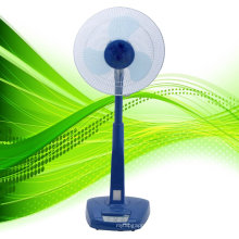 "16"" AC & DC automatic conversion standing fan, rechargeable fan, motor fan"