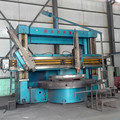 Double column conventional vertical turret machine