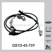 Genuino ATV sensor de velocidad del sensor ABS GS1D-43-73Y para MAZDA 6 GH