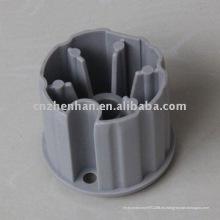 60mm Quadrate enchufe de extremo de plástico para toldo componentes, accesorios de cortina, toldo partes, toldo mecanismos