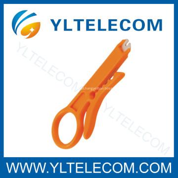 Cortador de cabo e Stripper ferramenta rede ferramentas de friso