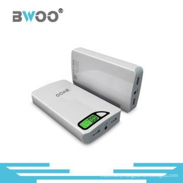 11000mAh USB Emergency Charger Power Bank with LED Display