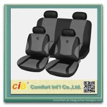 Preço do competidor mais barato couro PU PVC Olha as tampas de assento de carro