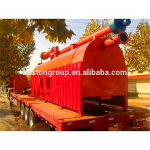 newest unique design solid waste charcoal incinerator price for sale