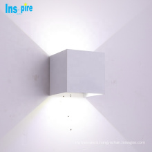 Led Outdoor 6W Led IP65 Waterproof Garden Wall Sconces LED Wall Lamp