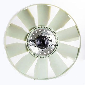 VG1540060201 Howo Silicon Clutch Fan Assy