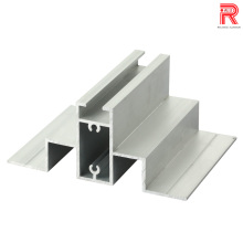 Perfis de extrusão de alumínio / alumínio certificados ISO da China