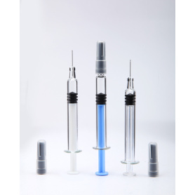 Glass Prefilled Syringes for Rheumatoid Arthritis ISO