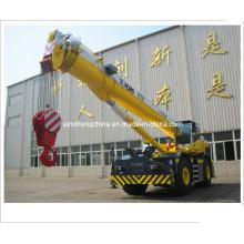 Good Quality 70t Rough Terrain Crane Hoisting Vehicle Coustruction Machinery Rt70u
