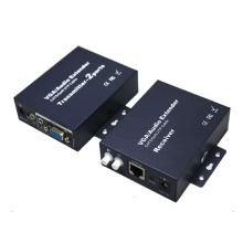 Extensor VGA de 200 m sobre un solo 5cat5e con audio