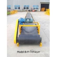 China famous brand hot sale professional belt conveyor/ gravel belt conveyor machine