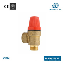 """1/2""""-3/4′′ Inch Brass Safety Valve with Ce Certificate"""