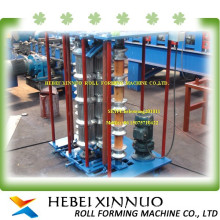canton hot sale xinnuo brief curve aluminum cold rolling machine