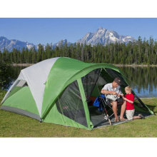 4 Windows Screened Easy Set-up and Takedown Tent