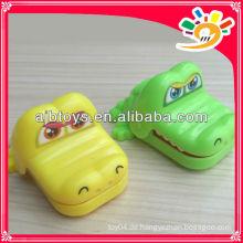 Plastik Krokodil Biss Spiel Spielzeug Werbe-Kinder Spielzeug