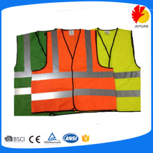 promotional mens safety reflective vest