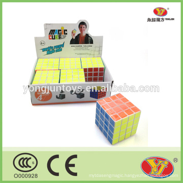 YongJun YJ 4x4 magic square cube puzzle with good quality